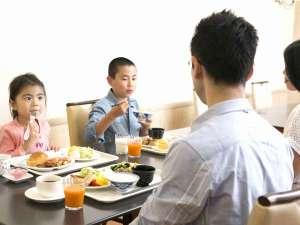 ◇朝食 小学生未満のお子様は無料です。たくさん食べてね♪