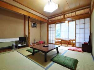 【客室】Dタイプ和室【6畳】トイレなし・広縁あり