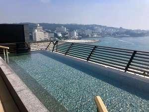 【2018年7月20日OPEN!】和邸専用展望風呂「天空」(白良浜ビュー)