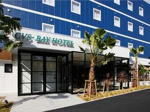 CVS・BAY HOTEL 本館(CVS・ベイホテル本館):写真
