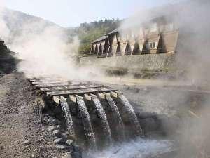 湯樋と玉川温泉別館