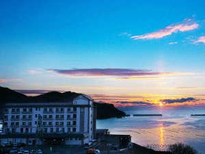 漁師めしがうまい! 朝日を望む絶景露天温泉の宿 大船渡温泉の画像