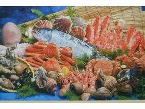 オホーツク・日本海のおいしい海の幸