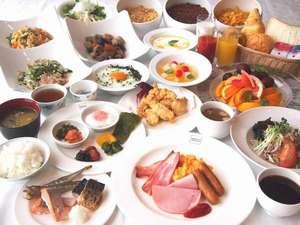 ご朝食(和洋食バイキング)7:00-10:00