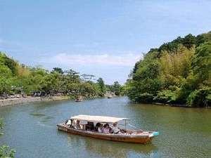 これからの季節は、気持ちいいでしょうね♪~松江堀川遊覧