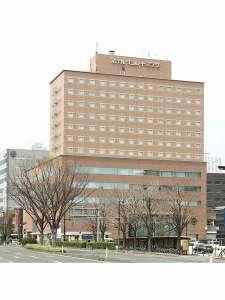 ホテルサンルートプラザ福島