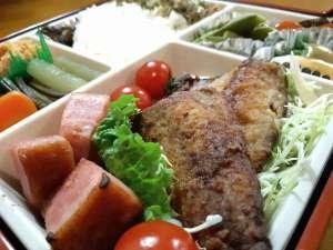 夕食 日替り幕の内弁当/栄養バランスを考えた手作りのお弁当