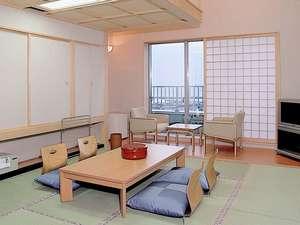 ロフト付和室(1階部分10畳・ロフト部分3畳)