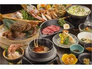 【日高冬の味覚】毛ガニづくしご膳♪