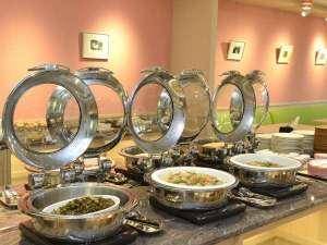 朝食ビュッフェ【和食・琉球料理】