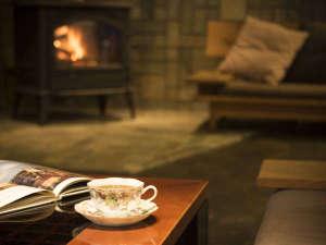 ■朝のコーヒーサービス■ご朝食後やご出発前に、暖かいコーヒーはいかが?ロビーでご用意しております。