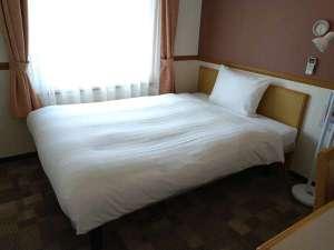 【シングル】幅広ベッドでゆっくりお休みください!