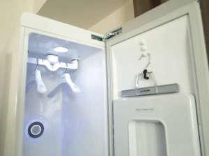 話題のクリーニング機「LG Styler」を全室導入