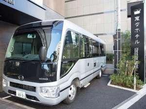 【無料シャトルバス】舞浜方面・東京駅へ毎日運行中♪大きいお荷物があっても楽ちん!