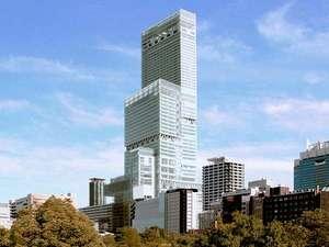 日本一の超高層複合ビル「あべのハルカス」に、関西初のマリオットブランドとして2014年3月7日開業しました
