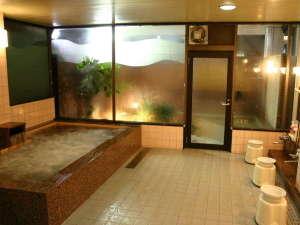 サウナ付大浴場 『滝の湯』