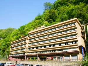 砂湯のお膝元 湯原国際観光ホテル菊之湯の画像