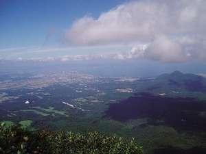大山登山でみる景色は絶好の思い出になること間違いなし!