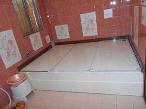 8人風呂家族でご利用できます。