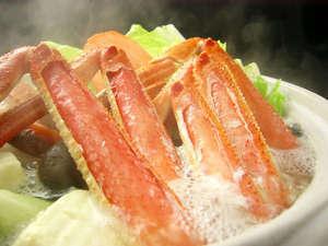 お一人様、1500円UPで蟹スキに変更できます。★変更ご希望のお客様は予約時にご連絡ください。
