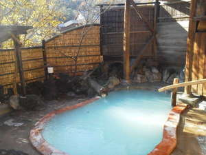 貸切露天風呂 二の湯