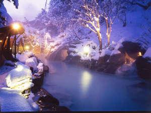露天風呂「大気の湯」