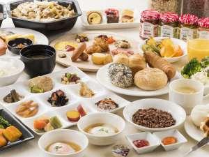 「おけいはん」自慢の朝食♪和食派でも洋食派でもきっと満足!