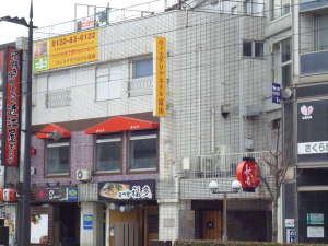 ウィステリアホテル富山