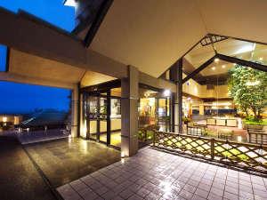 -夕凪の湯- HOTEL花樹海 夜景の見える天然温泉の画像