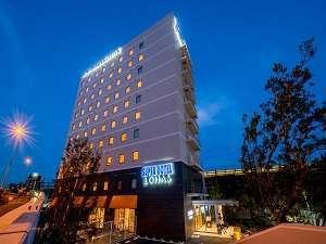 武蔵小杉駅から徒歩約2分の好立地のホテルです♪