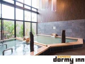 ◆大浴場:内湯(湯温:41℃)