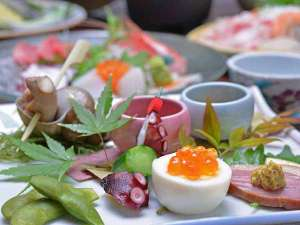 割烹料理旅館 新花の茶家 image