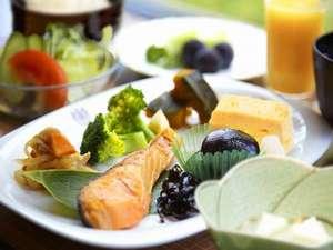 ■朝ごはん■ボリューム満点の和朝食