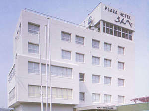 プラザホテル三瓶