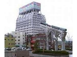 米子ユニバーサルホテルの画像