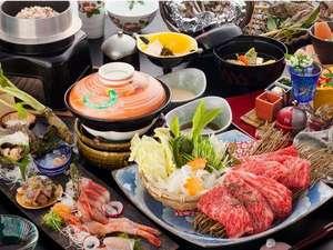 産直鮮魚・とちぎ和牛・地野菜。様々な食材を使いご提供しております。