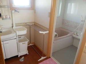 洗面所&お風呂(トイレ別)