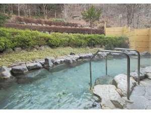 【お詫び】平成30年11月末まで修繕工事のため露天風呂は休業させていただいております。