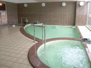 *【温泉・露天風呂】疲労回復・血行促進に期待ができる湯です。疲れた身体をリフレッシュできます。