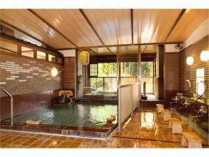 露天風呂を併設した『燧ヶ岳の湯』