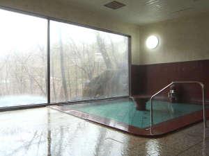 大浴場 天然温泉100%。ゆったりとお楽しみください