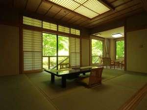 【離れ】露天風呂、檜内風呂付きの特別室