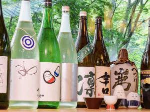 奥会津の酒づくし!会津の中でも特に風味良いと言われるお酒です。しっかりとした味わいをどうぞ♪