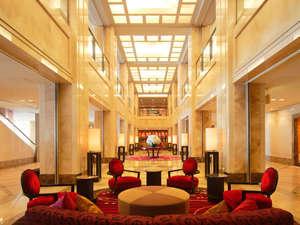 3Fのロビー階に、フロント、レストランがございます