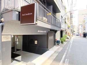 feel Asakusa Hotel [ 東京都 台東区 ]