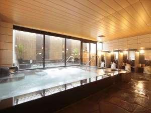 ■準天然光明石温泉(人工温泉)大浴場(女湯)
