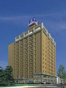 プレミアホテル-CABIN-帯広 外観