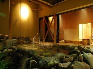 露天風呂:朱雀の湯