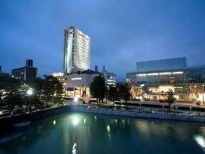 ANAクラウンプラザホテル富山の画像