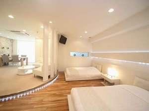 ウェルカムベイビー認定のシロフクロウ。和洋室で50平米
